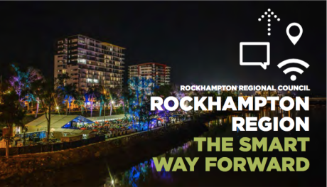 "The Smart Regional Centre Strategy (""Rockhampton Region: The Smart Way Forward"") is expected to directly create at least 288 full time jobs, including 95 direct jobs and 193 flow-on jobs. Strategy courtesy of RRC."